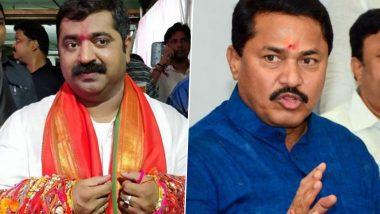 दिवसाढवळ्या धमक्या देऊ नका, महाराष्ट्र कुण्या एकट्याची जागीर नाही; राम कदम यांचा नाना पटोले यांच्यावर पलटवार