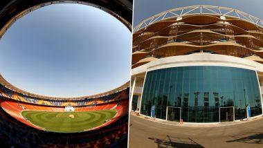 Narendra Modi Stadium: 'गरज सरो; पटेल मरो!'; सामना संपादकीयातून शिवसेनेचे भाजपवर जोरदार टीकास्त्र