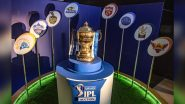 IPL 2022 मध्ये प्रसिद्ध फुटबॉल क्लबची एन्ट्री होण्याची शक्यता, दोन नवीन फ्रँचायझीसाठी बोली लावण्यासाठी इच्छूक