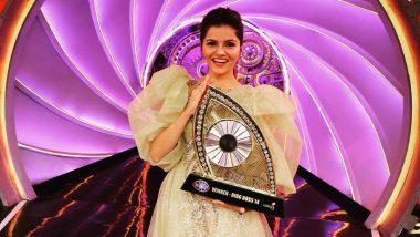 Bigg Boss 14 Winner: रुबिना दिलैक बनली बिग बॉस 14 ची विजेती; सिद्धार्थ शुक्ला, विकास गुप्ता आणि हिना खान यांनी 'अशी' दिली प्रतिक्रिया