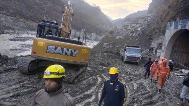 Uttarakhand Glacier Burst Updates: उत्तराखंडमधील चामोली जिल्ह्यात दुर्घटनेनंतर बचावकार्य सुरूचं; आतापर्यंत 36 मृतदेह सापडले, 204 लोक बेपत्ता