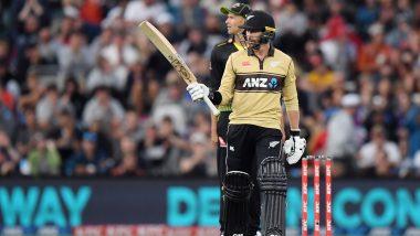 IPL 2021 लिलावात अनसोल्ड राहिलेल्या न्यूझीलंड फलंदाज Devon Conway याची स्फोटकखेळी, AUS विरुद्ध 59 चेंडूत केल्या तुफान 99 धावा