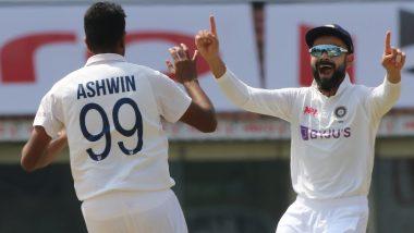 IND vs ENG 1st Test Day 4 Lunch: टीम इंडियाची शानदार सुरुवात, अश्विनचा पहिल्याच चेंडूवर इंग्लंडला दणका
