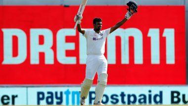 IND vs ENG 2nd Test Day 3: रविचंद्रन अश्विनची एकाकी झुंज, टीम इंडियाची दुसऱ्या डावात धावा;इंग्लंडपुढेविजयासाठी 482 धावांच आव्हान