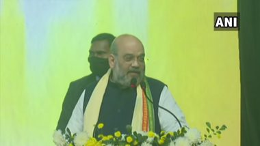 Amit Shah On Mamata Banerjee: विधानसभा निवडणुकीनंतरममता बँनर्जी CAA कायद्याचा विरोध करुच शकणार नाहीत- अमित शाह