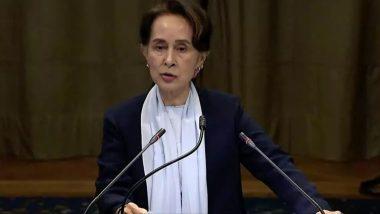 Aung San Suu Kyi: भारताचा शेजारी म्यानमारमध्ये सत्तांतराची चिन्हे; आंग सान सू की यांच्यासह राष्ट्रपती लष्कराच्या ताब्यात, आणिबाणीचेही वृत्त