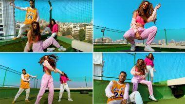 Disha Patani ने 'मेरे नसीब में' या सुपरहिट गाण्यावर केला अफलातून डान्स, Music Video ने इंटरनेटवर घातला धुमाकूळ
