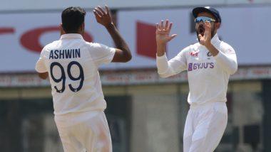 IND vs ENG 1st Test Day 4: भारताच्या अचूक गोलंदाजीपुढे इंग्लडचे शेर आज ढेर; अश्विनने घेतल्या 6 विकेट्स, टीम इंडियाला 420 धावांचं तगडं टार्गेट