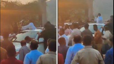 Pune: तुरुंगातून सुटल्यानंतर कुख्यात गुंड गजानन मार्नेवर फुलांच्या वर्षावासह 50 गाड्यांमधून रोड शो, पोलिसांकडून अटक