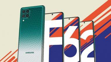 Samsung कंपनीचा F62 स्मार्टफोन येत्या 15 फेब्रुवारीला होणार लॉन्च, जाणून घ्या खासियत