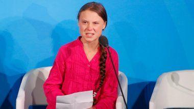 शेतकरी आंदोलनावर ट्विट करणाऱ्या Greta Thunberg विरोधात दिल्ली पोलिसांकडून FIR दाखल