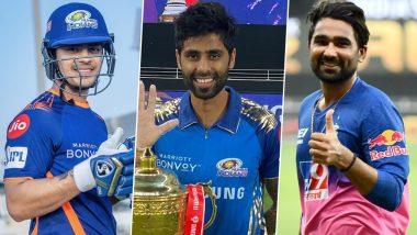 Ind vs Eng T20 Series 2021: इंग्लंड विरुद्धच्या टी-20 मालिकेसाठी भारतीय संघ जाहीर; आयपीएलमध्ये दमदार कामगिरी करणाऱ्या 'या' खेळाडूंचा संघात समावेश