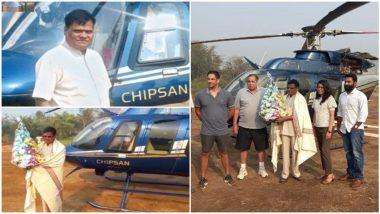 Janardhan Bhoir: हा पठ्ठ्या आता हेलिकॉप्टरने दूध विकणार!  भिवंडी येथील शेतकरी उद्योजक जनार्दन भोईर यांची Success Story