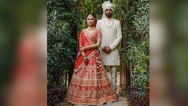 Jaydev Unadkat Gets Married: भारतीय क्रिकेटपटू जयदेव उनादकट लग्नबंधनात अडकला; येथे पाहा लग्नाचा पहिला फोटो