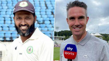 Ahmedabad Pitch विवादात केविन पीटरसनची उडी, Wasim Jaffer यांनी गमतीशीर Meme ट्वीट करत दिले उत्तर