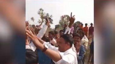 MLA Narayan Kuche Dance Video: आमदार नारायण कुचे यांचा डिजेच्या तालावर वरात डान्स, व्हिडिओ व्हायरल