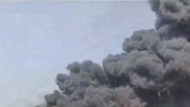 Mankhurd Fire: मुंबईतील मानखूर्द येथे मंडला परिसरात भीषण आग, अग्निशमन दलाच्या 15 ते 16 जागा घटनास्थळी