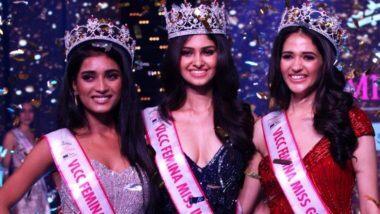 Femina Miss India 2020 Winner ठरली Manasa Varanasi; जाणून घ्या तिचं  वय, शिक्षण आणि इतर माहिती