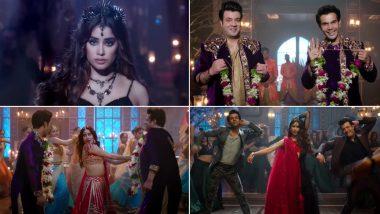Panghat Song Out: 'Roohi' चित्रपटातील पहिले धमाकेदार गाणे 'पनघट' आले प्रेक्षकांच्या भेटीला, पाहा जान्हवी कपूरचा हटके अंदाज, Watch Video