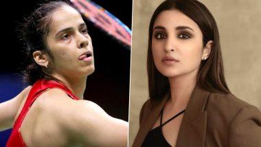 Saina Nehwal Biopic: बॅडमिंटनपटू सायना नेहवालचा बायोपिक 'या' दिवशी होणार रिलीज; अभिनेत्री परिणीती चोप्रा दिसणार साइनाच्या भूमिकेत