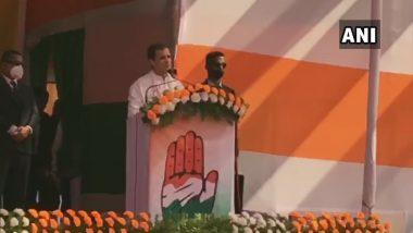 Rahul Gandhi On CAA: राहुल गांधी यांचा इशारा, 'हम दो हमारे दो' यांना सीएए लागू करु देणार नाही