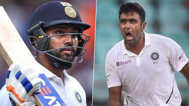 ICC Test Player Rankings: रोहित शर्माची पटकावले सर्वोत्तम स्थान; आर अश्विनची टॉप-3 मध्ये एंट्री, अँडरसन-बुमराहची घसरण