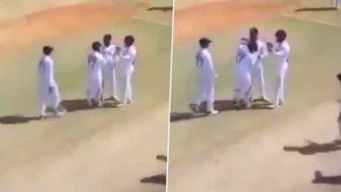 IND vs ENG 2nd Test: Chepauk वरचालू सामन्यात रोहित शर्मा आणि रिषभ पंतच्या 'Bromance'चा व्हिडिओ व्हायरल, पहा मजेदार Video