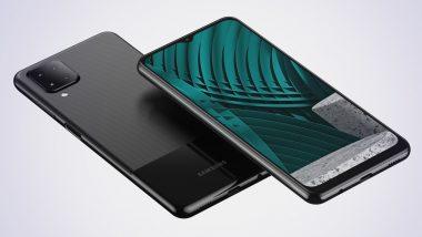 Samsung Galaxy M12 स्मार्टफोन क्वॉड रियर कॅमरा सेटअप आणि 6000mAh बॅटरीसह लाँच; जाणून घ्या खास स्पेसिफिकेशन्स