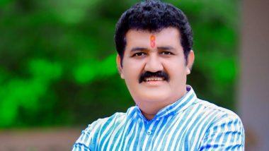 Sanjay Rathod at Poharadevi Temple: संजय राठोड यांनी पोहरादेवी येथे सपत्नीक घेतले सेवालाल महाराजांचे दर्शन