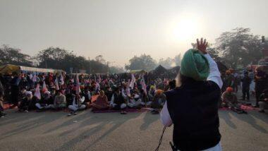 Farmers' Protest: 6 फेब्रुवारी रोजी दुपारी 12 ते 3 या वेळेत देशभरात 'चक्का जाम', आंदोलन करणाऱ्या शेतकऱ्यांची घोषणा