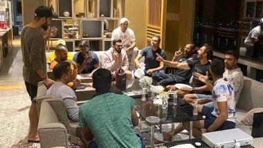 India vs England: टीम इंडियाच्या 'माफिया गँग'ची मयंकने करून दिली ओळख, Ravichandran Ashwin याचा केला विशेष उल्लेख, पहा Photo