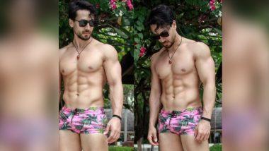Tiger Shroff चा 'हा' Shirtless फोटो पाहून तरूणी होतील घायाळ, See Viral Photo