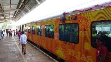 Ahmedabad-Mumbai Tejas Express मुंबई मध्ये अंधेरी स्टेशन वर थांबा न घेताच धावली; Western Railway चे चौकशीचे आदेश