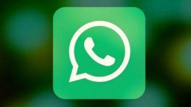 WhatsApp मध्ये लवकरचं येणार लॅपटॉप वरून व्हिडीओ व व्हॉईस कॉल करण्याचं फीचर; 'या' वापरकर्त्यांना मिळेल प्रथम सुविधा