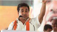 Nitesh Rane on Thackeray Government: 'चेक द ब्रेन' म्हणत नितेश राणे यांचे ठाकरे सरकारवर टीकास्त्र