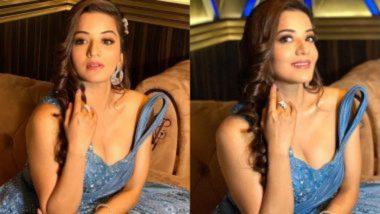 Bhojpuri Actress Monalisa Photos: भोजपुरी अभिनेत्री मोनालिसाने हॉट अंदाजासह शेअर केले ग्लॅमरस फोटो; See Pic