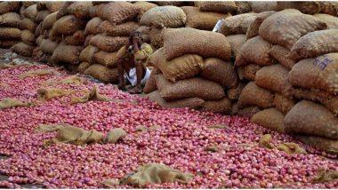 Onion Price Update: कांदा रडवणार! नाशिकमधील लासलगाव मंडीत कांद्याच्या किंमतीत गेल्या 2 दिवसांत प्रति क्विंटल 970 रुपयांची वाढ; जाणून घ्या किलोमागील दर