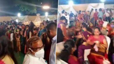 Mumbai: चेंबूरमध्ये विवाह सोहळ्यात 200 हून अधिक लोकांनी सोशल डिस्टन्सिंगचा उडवला फज्जा; FIR दाखल