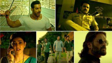 Mumbai Saga Box Office Collection Day 1: जॉन अब्राहम आणि इमरान हाश्मीच्या चित्रपटाने पहिल्याचं दिवशी केली 'इतक्या' कोटींची कमाई