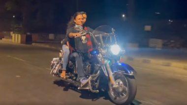 हेल्मेट आणि मास्क न घालता बाईक चालवल्याने बॉलिवूड अभिनेता Vivek Oberoi वर मुंबई पोलिसांची कारवाई