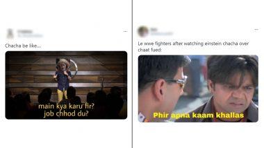 'Einstein Chacha' Funny Memes & Jokes: बागपत चाट व्हिडिओमधले विचित्र केसांच्या काकांचेमीम्स आणि जोक्स व्हायरल! पाहा मजेदार रिएक्शन्स