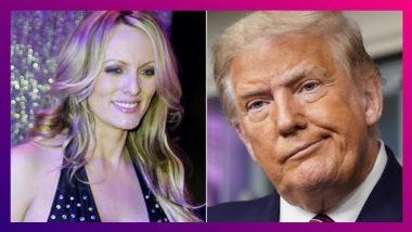 पॉर्न स्टार Stormy Daniels चा मोठा खुलासा;Donald Trump सह SEX संबंधमाझ्या आयुष्यातले सर्वात वाईट 90 सेकंद