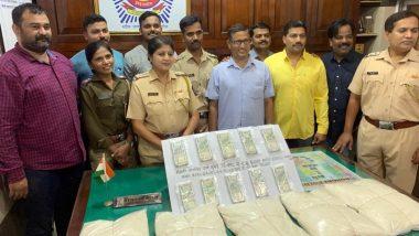मुंबई: डोंगरी भागात 12.5 कोटींचा मेफेड्रॉन ड्रग्जसाठा जप्त, एकाला अटक
