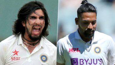 IND vs ENG 1st Test 2021: युवा मोहम्मद सिराज की अनुभवी इशांत शर्मा? इंग्लंडविरुद्ध दुसऱ्या वेगवान गोलंदाज निवडीचा भारतीय संघ व्यवस्थापनापुढे पेच