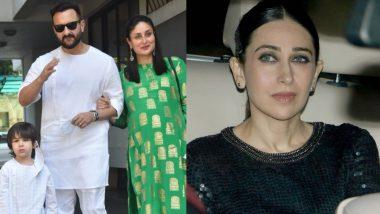 Kareena Kapoor Khan दुस-यांदा आई झाल्यानंतर बहिण करिश्मा कपूर हिने करीनाचा बालपणीचा 'तो' फोटो शेअर करुन व्यक्त केला मावशी झाल्याचा आनंद