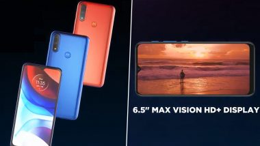 Motorola कंपनीचा 5000mAh बॅटरी असलेला स्वस्त स्मार्टफोन Moto E7 Power भारतात लाँच, काय आहे किंमत?