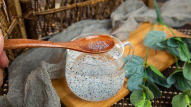 Health Benefits Of Sabja Seeds: वजन कमी करण्यापासून, त्वचा आणि केसाच्या आरोग्यासाठी उपयुक्त आहे सब्जा; जाणून घ्या 'हे' महत्वाचे फायदे