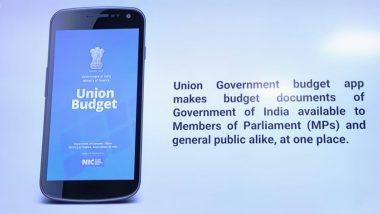 Union Budget 2021 चे सर्व अपडेट मिळवा 'या' अॅपवर; असं करा डाऊनलोड आणि इन्स्टॉल