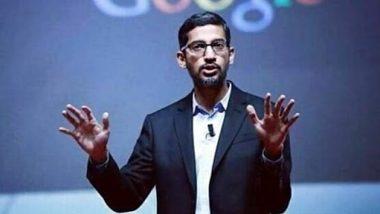 Google CEO सुंदर पिचाई यांच्यासह 18 जणांविरोधात गुन्हा दाखल; काय आहे प्रकरण? घ्या जाणून