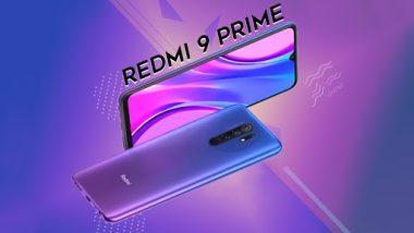 Xiaomi Redmi 9 Prime: शाओमी कंपनीचा 5 कॅमेरा असलेल्या बजेट स्मार्टफोन रेडमी 9 प्राईम झाला आणखी स्वस्त!